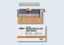 Microtome Blade High Profile
